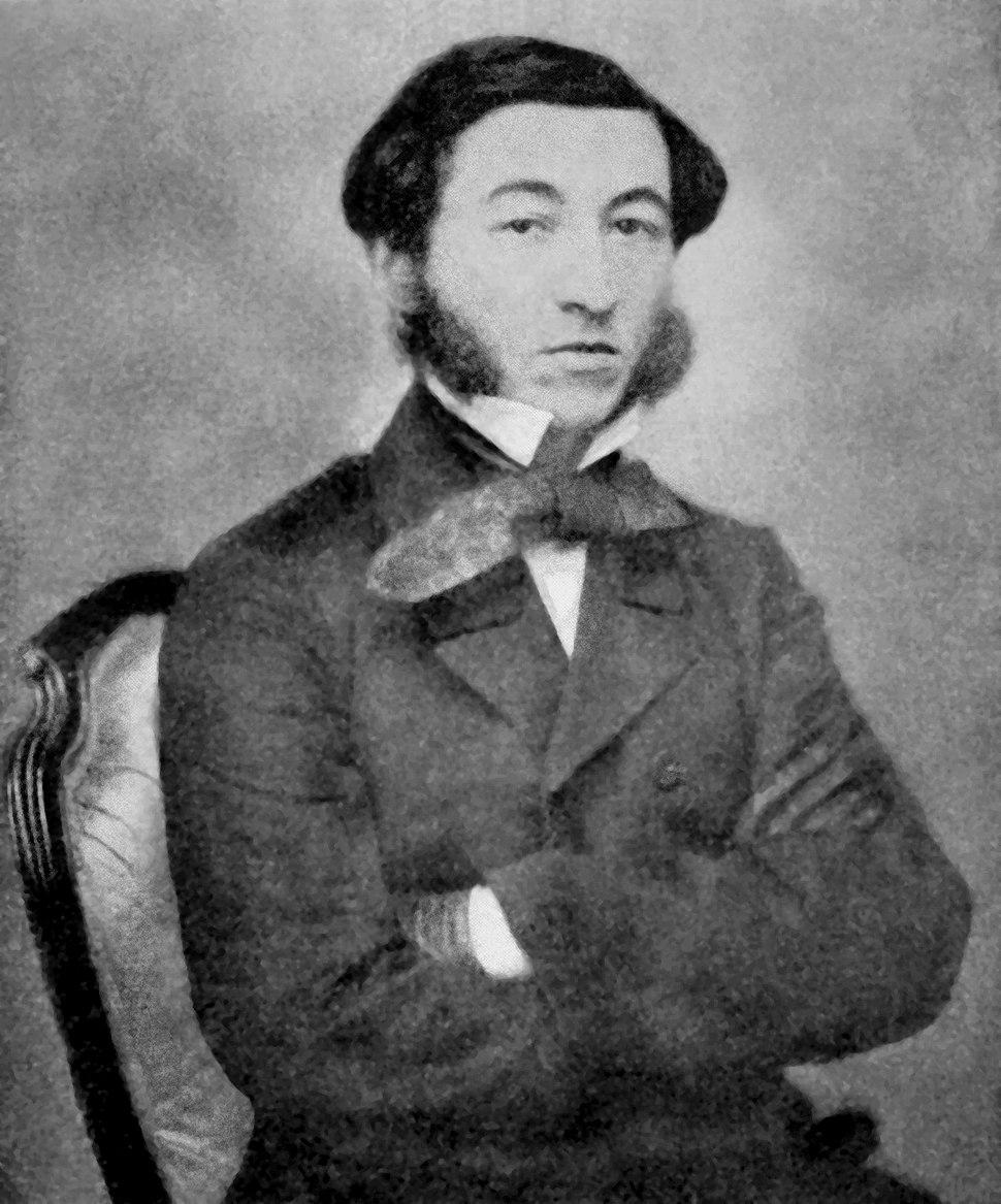 Mikayel Nalbandian portrait (retouched)