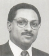 Mike Espy, Official Portrait, 101st Congress.png