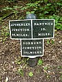 Milepost south of bridge No. 61, Shropshire Union Canal.jpg