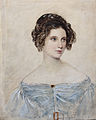 Miniatur, August Grahl, unknown Lady, Papier.jpg