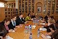 Ministru prezidenta Valda Dombrovska tikšanās ar reģionālo mediju pārstāvjiem (3598922960).jpg