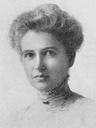 Minnie Goodnow - Minnie Goodnow, from a 1915 publication.