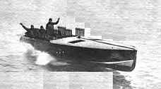 Miss America hydroplane driven by Gar Wood in 1921