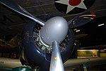 Mitsubishi A6M2 Zero engine detail, National Museum of the US Air Force, Dayton, Ohio, USA. (29979061187).jpg