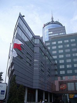 PAZIM building