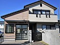 Mobara Police Station Honno Residential police box.jpg