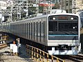 Model 3000-First of Odakyu Electric Railway (2007-02-19).JPG