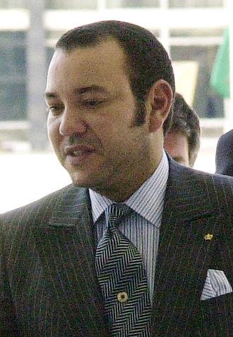Mohammed VI of Morocco - Mohammed VI in 2004.
