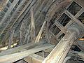 Molen Turmwindmühle Werth kruiwerk gaffelwiel links.jpg