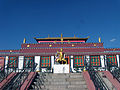 Monastery in Lhori park.JPG