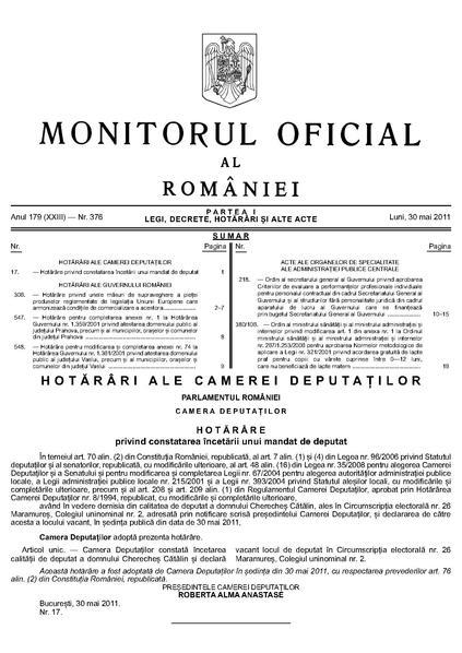 File:Monitorul Oficial al României. Partea I 2011-05-30, nr. 376.pdf