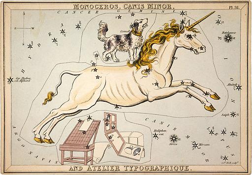 Monoceros, Canis Minor, Atelier Typographique 3g10076u