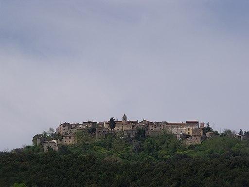 MontorsaioCampagnatico panorama
