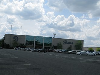 Boscov's - Image: Moorestown Mall 3