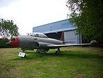 Morbihan Aéro Musée; ailes de la Victoire - T-33 (2).JPG