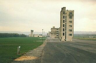 Fire Service College - Image: Moreton 4