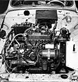 MorrisMini850engineSaab96.jpg