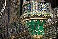 Mosaic at Mor Chowk, Udaipur City palace, Rajasthan.jpg