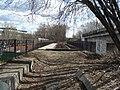Moscow, Dmitrovskoe Highway, old Little Ring railway bridge (20).jpg