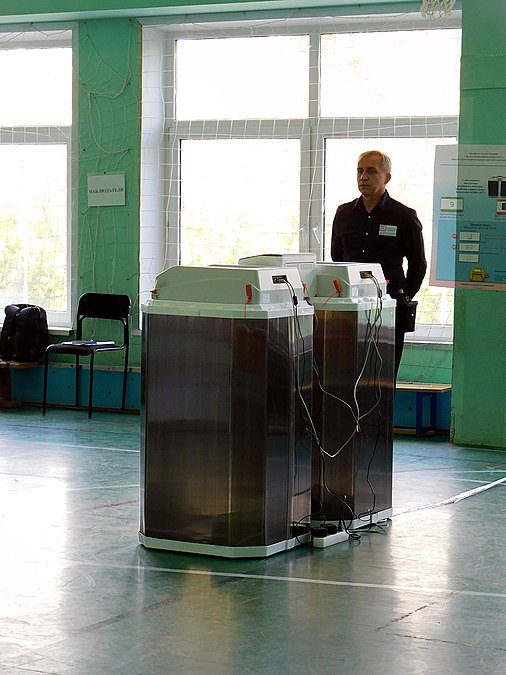 Moscow City Duma election, 2019. Polling station 0768 46.jpg