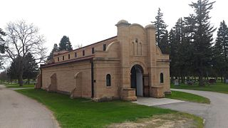 Mount Hope Cemetery (Watertown, South Dakota) United States historic place
