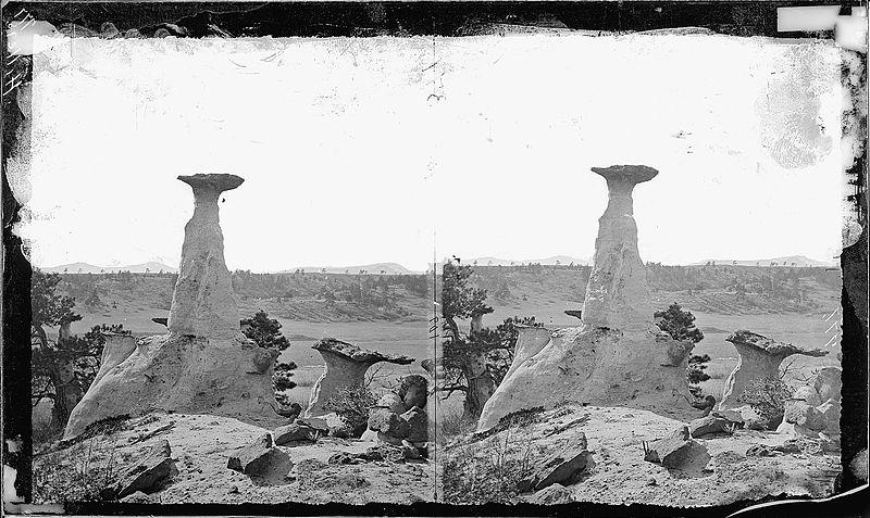 File:Mount Post, Colorado. Old nos. 462, 777 - NARA - 517957.jpg