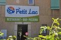 Moustiers Sainte-Marie, Le Petit Lac, restaurant; bar, pizzéria.jpg