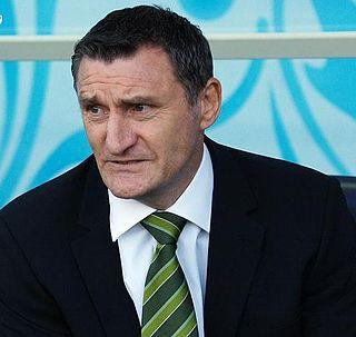 Tony Mowbray Footballer and football manager