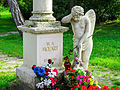 Mozartgrab, Sankt Marxer Friedhof, Wien (15165440937).jpg