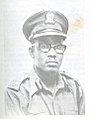 Mr Sebogodi Mompati Merafhe, Major general of the national defence forc (Source Kutlwano 1977).jpg