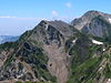 Mt.Shakushidake from Mt.Shiroumadake 01.jpg