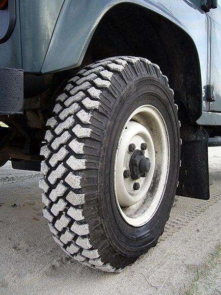 Suzuki Tires Size
