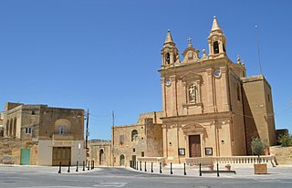 Munxar Local council in Gozo Region, Malta
