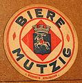 Musée Européen de la Bière, Beer coaster pic-130.JPG