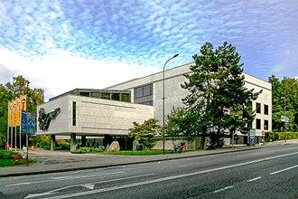 Natural History Museum of Geneva - Image: Muséum d'Histoire Naturelle de Genève