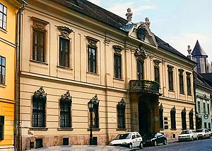 Music of Budapest - Music History Museum of Budapest