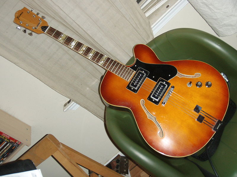File:My dad's Framus guitar.jpg
