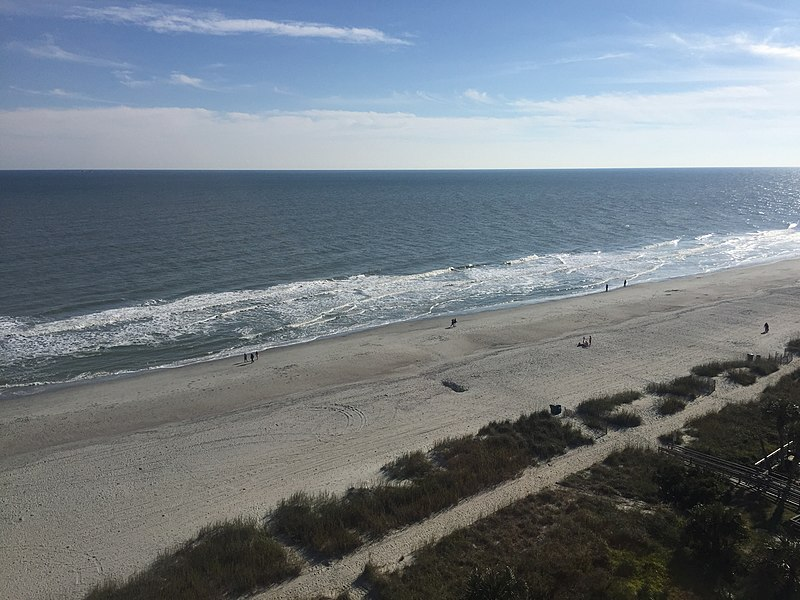 Myrtle Beach, South Carolina, Thanksgiving 2018.jpg