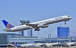 N75858 United Airlines Boeing 757-324 (cn 32817-1042) (9060673561).jpg