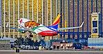 """N943WN Southwest Airlines Boeing 737-7H4 s-n 36913 """"California One"""" (39679522802).jpg"""