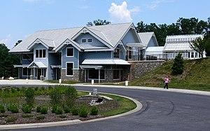 North Carolina Arboretum - Baker Exhibit Center