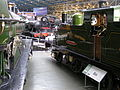 NER 2-2-4T 66 'Aerolite' (1869) & GWR 2-6-2T 5521, NRM York 30.06.2009 P6300131 (10161412174).jpg