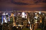 NEW YORK IN THE NIGHT FROM EMPIRE STATE BUILDING (16210892489).jpg