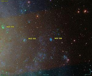 NGC 588 - Image: NGC 0588 SDSS