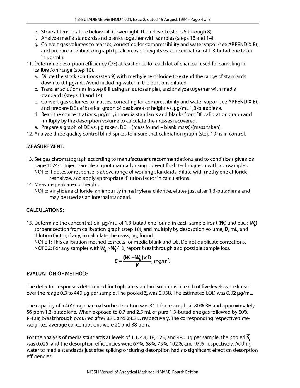 Page:NIOSH Manual of Analytical Methods - 1024 pdf/4