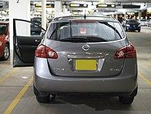 Nissan Rogue – Wikipedia, wolna encyklopedia
