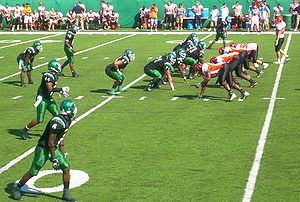 Northeastern State RiverHawks - NSU's 2007 Homecoming Game