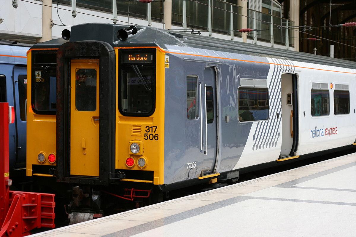 British Rail Class 317