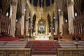 NYC - St. Patrick's Cathedral - Choeur.JPG