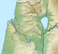 Nahal Kishon Route.png